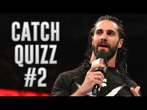 [Live News] WrestleMania Sur Deux Jours + CatchQuizz #2: Seth Rollins