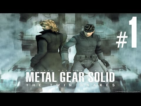 Metal Gear Solid : The Twin Snakes - GreatPlay #1 FR - Revolver Ocelot