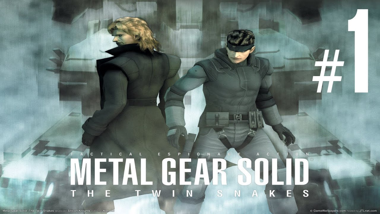 Download Metal Gear Solid : The Twin Snakes - GreatPlay #1 FR - Revolver Ocelot