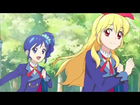 Aikatsu! Opening 1 HD Creditless