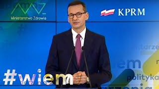 Koronawirus w Polsce. Strefa żółta w całym kraju.
