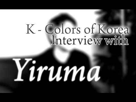 Yiruma Interview with K-Colors of Korea