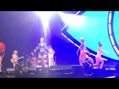 Katy Perry - Roar Witness the Tour São Paulo Brazil live at Allianz Parque