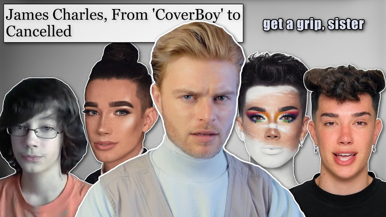 The Rise and Fall of James Charles