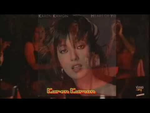 Manhunt - karaoke - Karen Kamon  -