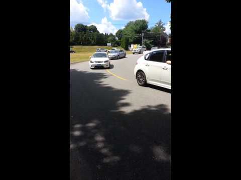 Anthony Gonzalez bike and car meet R.I.P his car