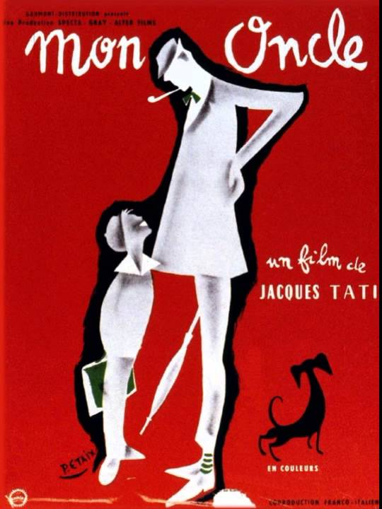Mon oncle th me youtube - Jacques tati mon oncle ...