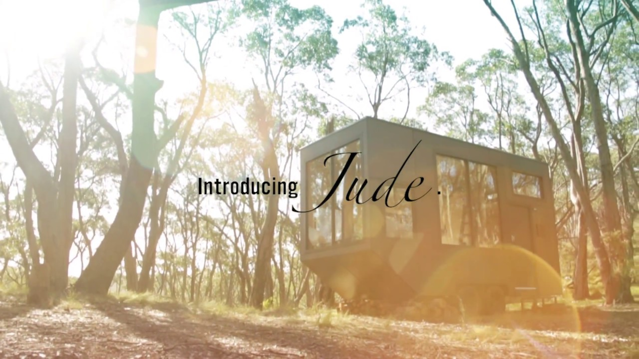 Introducing Our Cabn Jude A Tiny House In The Adelaide