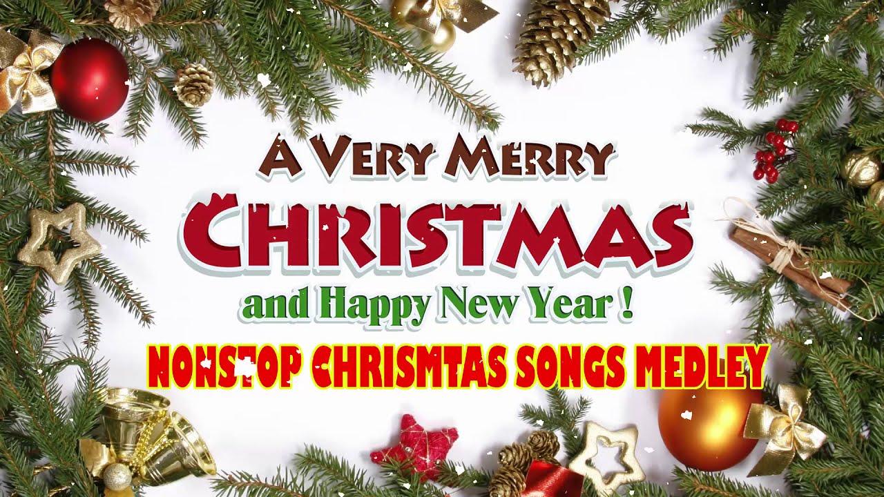 Non Stop Christmas Songs Medley 2020 - Christmas Non stop Songs 2020 - YouTube