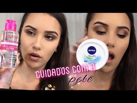 CUIDADOS COM A PELE COM PRODUTOS BARATOS - AVON, NIVEA, RUBY ROSE