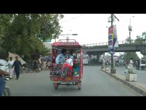 Sargodha city | Pakistan | Virtual Tour