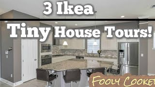 Ikea Tiny Home House Tour In The Showroom 3 Tiny House Tours!