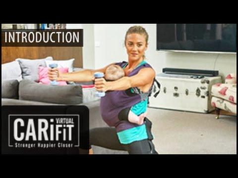 CARiFiT: Post Natal Fitness Series Introduction
