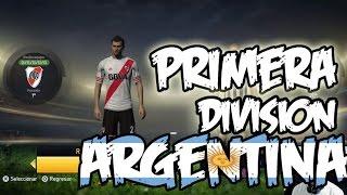 FIFA 15 PRIMERA DIVISIÓN ARGENTINA - EQUIPOS ARGENTINOS