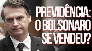 Previdência: BOLSONARO SE VENDEU? | Renan Santos