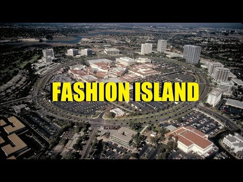 Mall Meandering (Ep. 160 ): Fashion Island, Newport Beach (Past & Present)