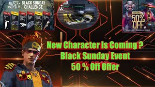 New Character Is Coming ? ???? Black Sunday Event ???? Advance Server Registration Free Fire India