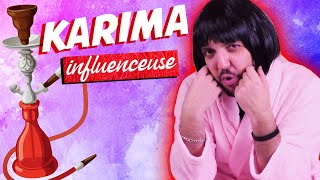 KARIMA - Influenceuse