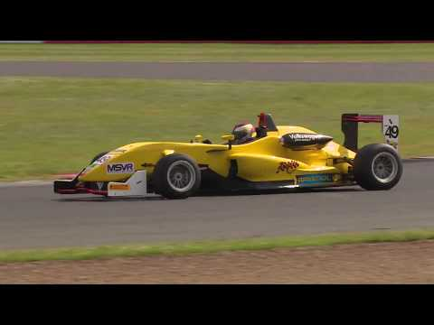 F3 Cup 2017 - Silverstone GP, Race 1