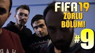 FIFA 19 KARİYER #9: TÜRKİYE'NİN EN GENÇ TAKIMI!