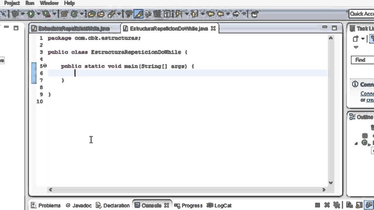 Video Tutorial 04 Estructuras De Repeticion While Do