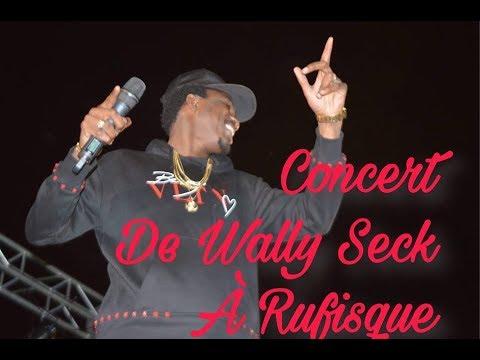 Intégralité concert de Wally Seck au Stade Ngalandou Diouf de Rufisque...
