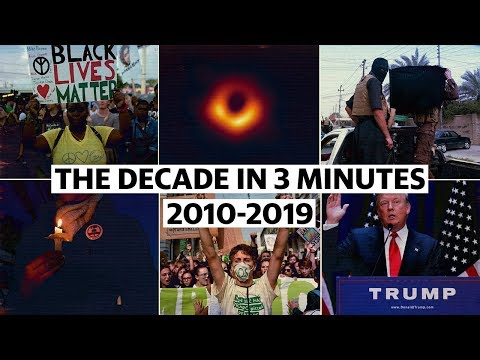 The decade in review: 2010-2019