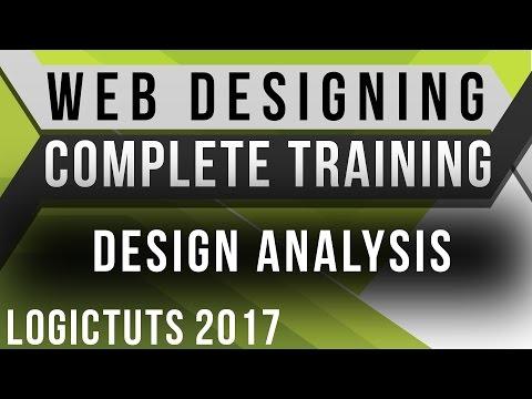 Web Design Analysis and Breakdown - Web Designing in hindi