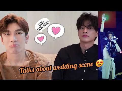 Gulf Talks About Wedding Scene | Talk to Me [Eng/Indo sub]