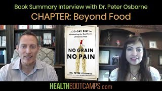 Book Summary Interview with Dr. Peter Osborne - Chapter: Beyond Food
