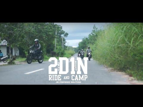 Japstyle & Bratstyle Indonesia Perenggu Belitung 2D1N Ride & Camp