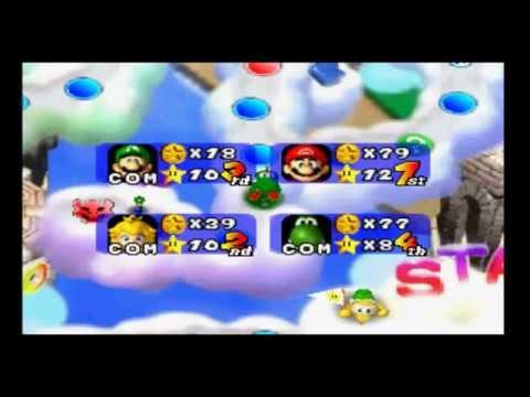 TAP (N64) Mario Party 1 - Mario's Rainbow Castle (6/9)