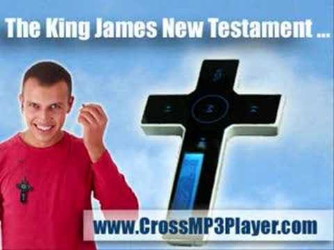 Bible Audio - Luke 15 - Cross MP3 Player