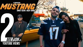 Mustang - Shrey Sean - Deep Jandu - SS Production - Latest Punjabi Songs 2018