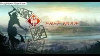 Dynasty Warriors 6 Chaos mode Easy w/ Zhuge Liang (Best weapons+Horse max guide) Gameplay