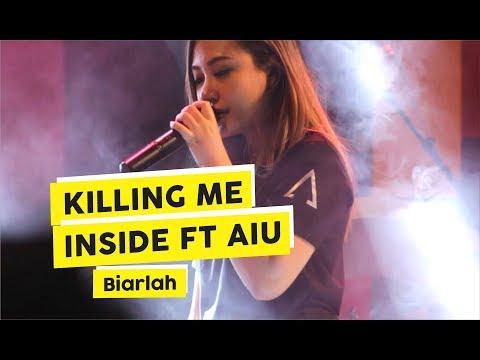[HD] Killing Me Inside Ft AIU - Biarlah (Live at ROAD TO SUPERFEST 2018, Yogyakarta)
