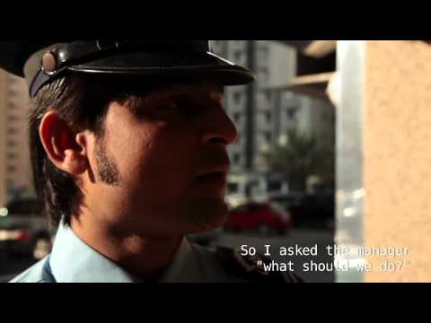 The Watchmen: A 48 Hour Film Project, Dubai 2011