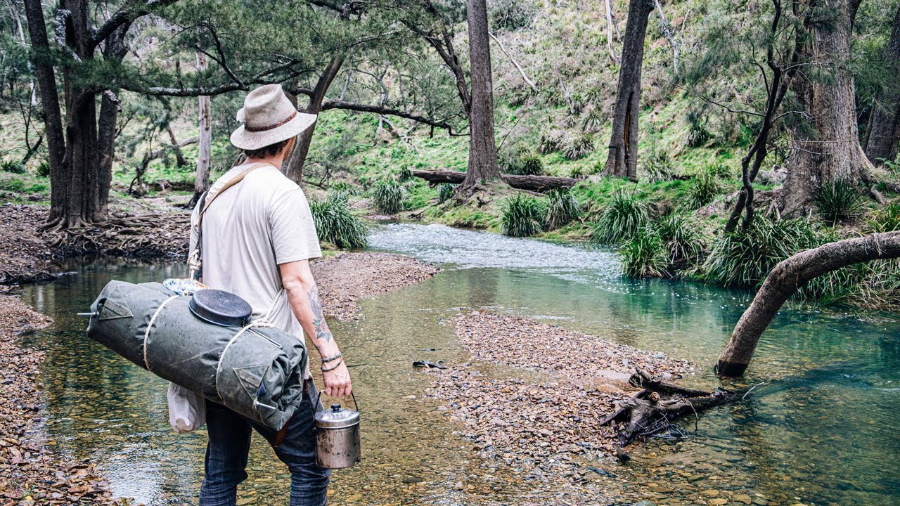 FINDING NIRVANA | Traditional Aussie Swag Camp