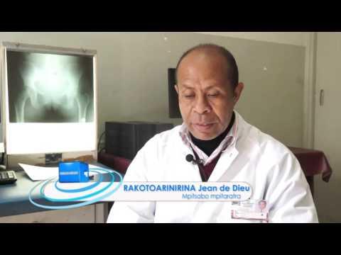 SAROBIDY NY FAHASALAMANA DU 24 AOUT  2016 RADIOGRAPHIE DES HANCHES BY TV PLUS MADAGASCAR