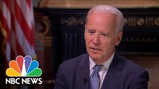 Joe Biden On Barack Obama: 'I don't Like Him....
