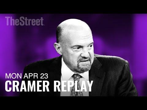 Jim Cramer on Trade Tariffs, Rising Rates, Kimberly Clark and Hasbro