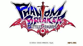 Phantom Breaker: Battle Grounds Gameplay PC