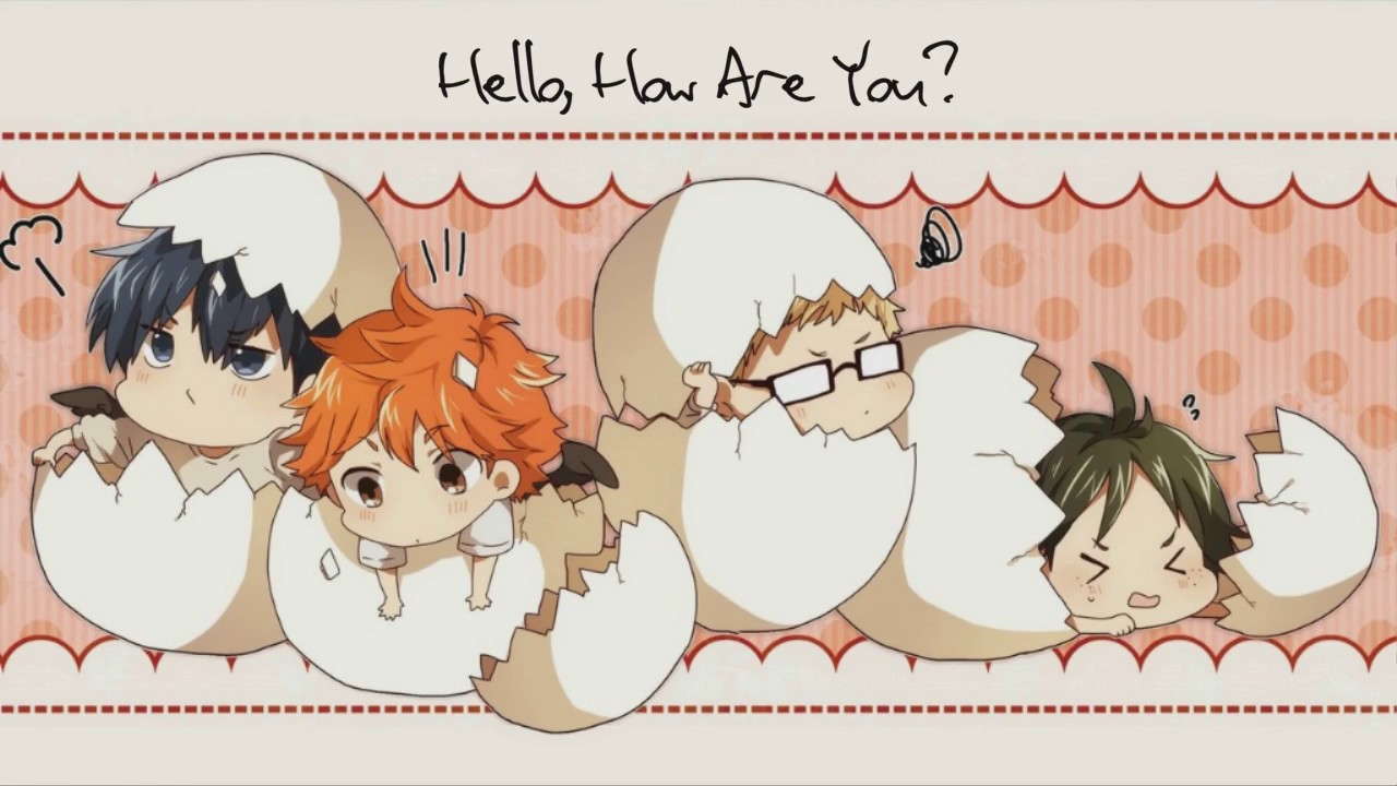 Image result for but first, hello anime