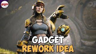 "Gadget Rework Idea - ""Paragon 2"" by Unleashed Games"