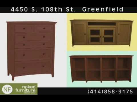 naked furniture commercial - Naked Furniture