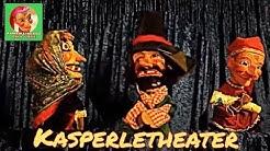 KASPERLE UND DIE HEXE KASPERLETHEATER DIKA LIEBE puppentheater kasperle tri tra trullala