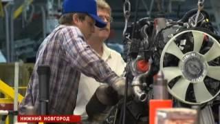 ГАЗ начал сборку автомобилей Mercedes-Benz(, 2013-07-17T15:04:44.000Z)