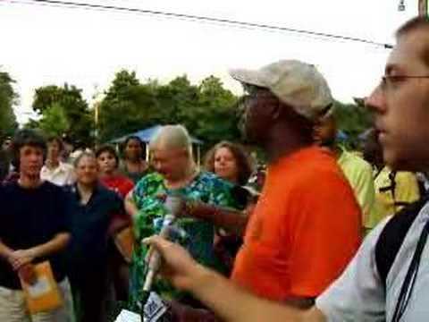 Detroit Urban Farm and Garden Tour 2007