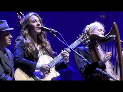 The Webb Sisters , Coming back to you, Leonard Cohen Amsterdam, 21 08 12