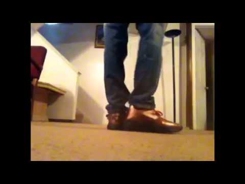 09575af49b0e45 Replica KD IV Christmas Edition s On Feet - YouTube